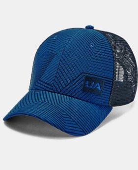 New Arrival  Men's UA Trucker Blitzing Cap  1  Color Available $35