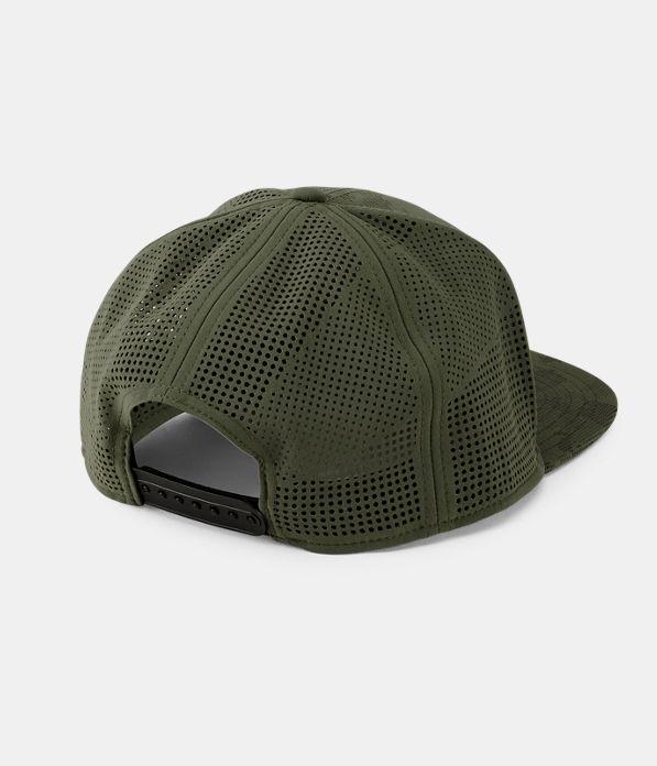 Ua X Project Rock Supervent Snapback Cap Under Armour Us