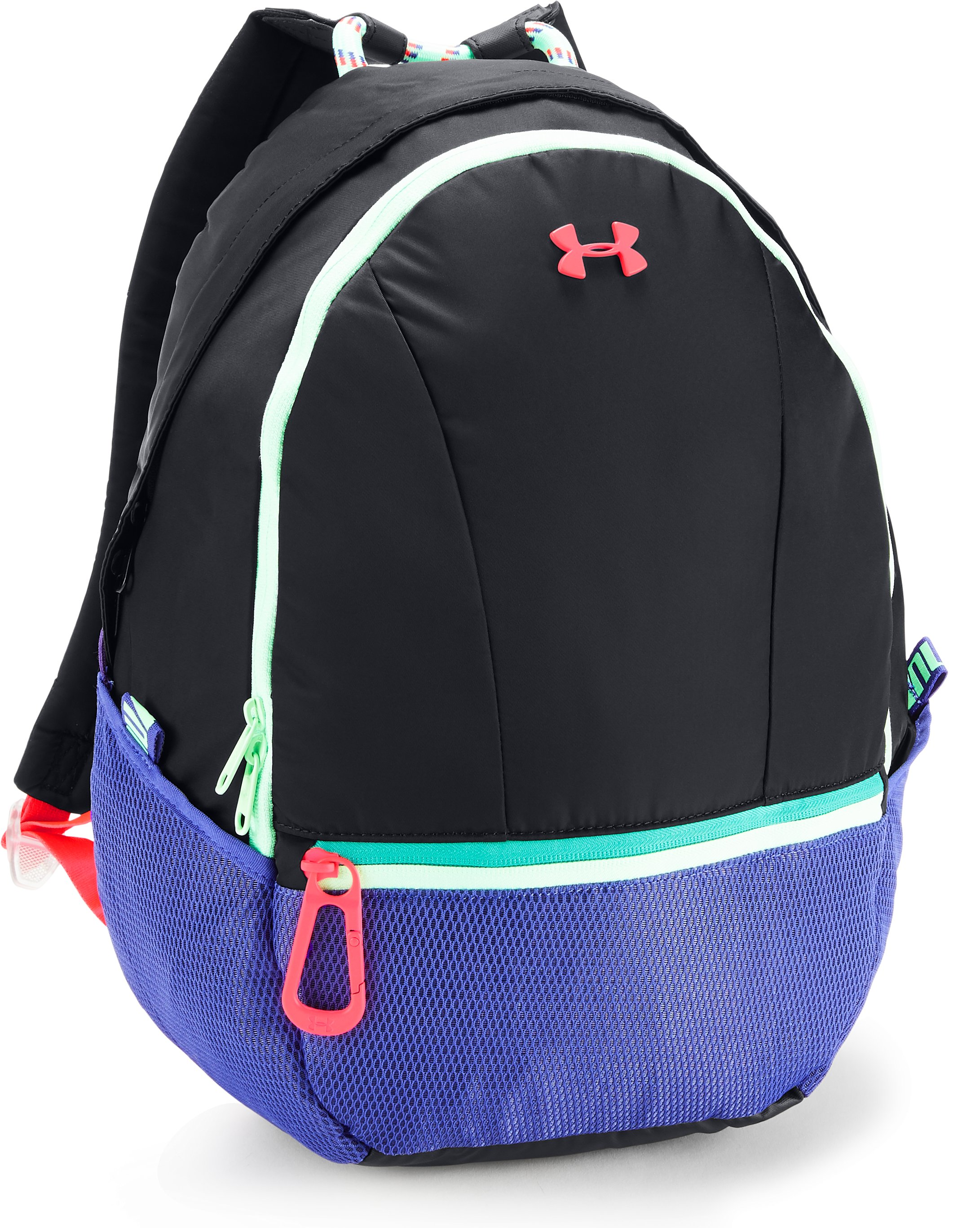 Girls Downtown Backpack, Black , zoomed