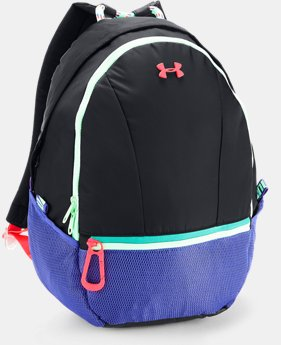 Girls' UA Downtown Backpack FREE U.S. SHIPPING 2  Colors Available $65