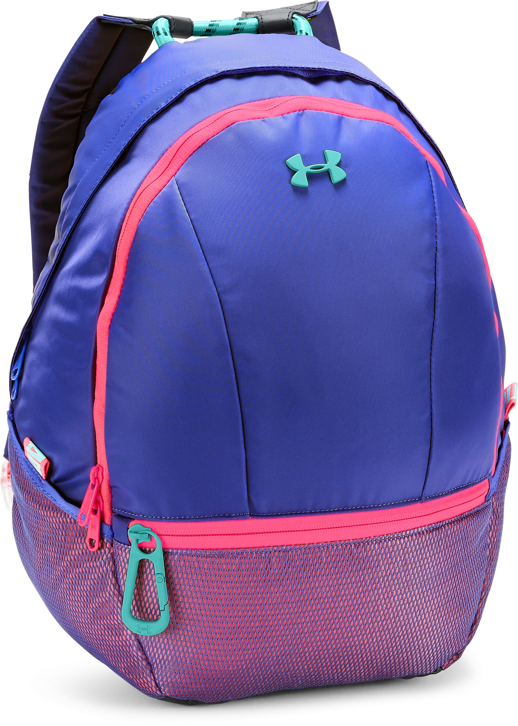 Girls' UA Downtown Backpack, CONSTELLATION PURPLE,
