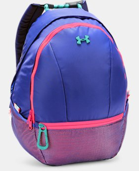 New Arrival Girls' UA Downtown Backpack  1 Color $65