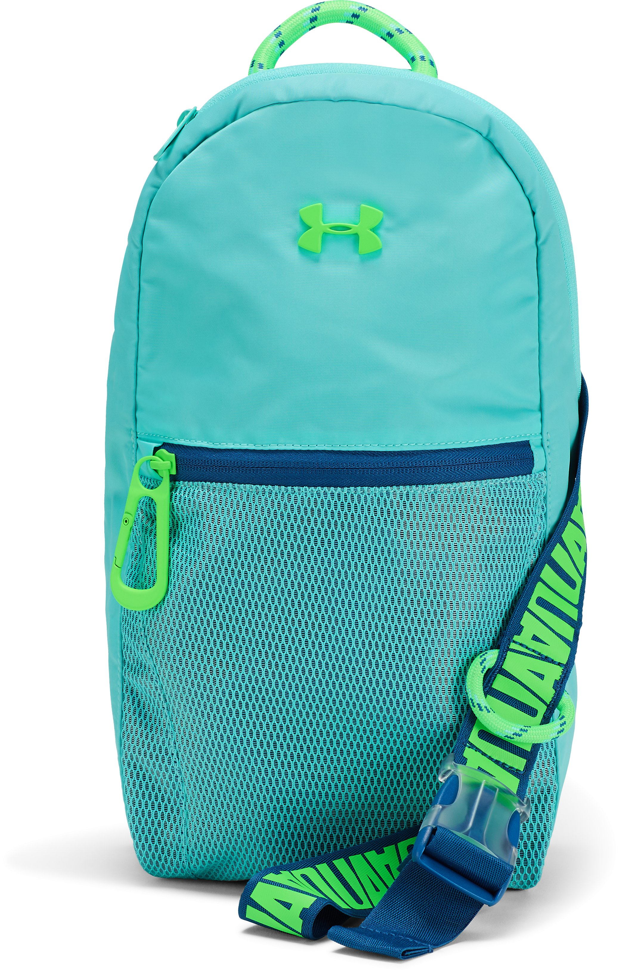 Girls' UA Downtown Sling, TROPICAL TIDE