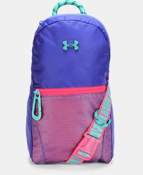 Girls' UA Downtown Sling FREE U.S. SHIPPING 1  Color Available $45