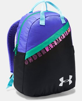 Girls UA Favorite Backpack 3.0  4  Colors Available $45