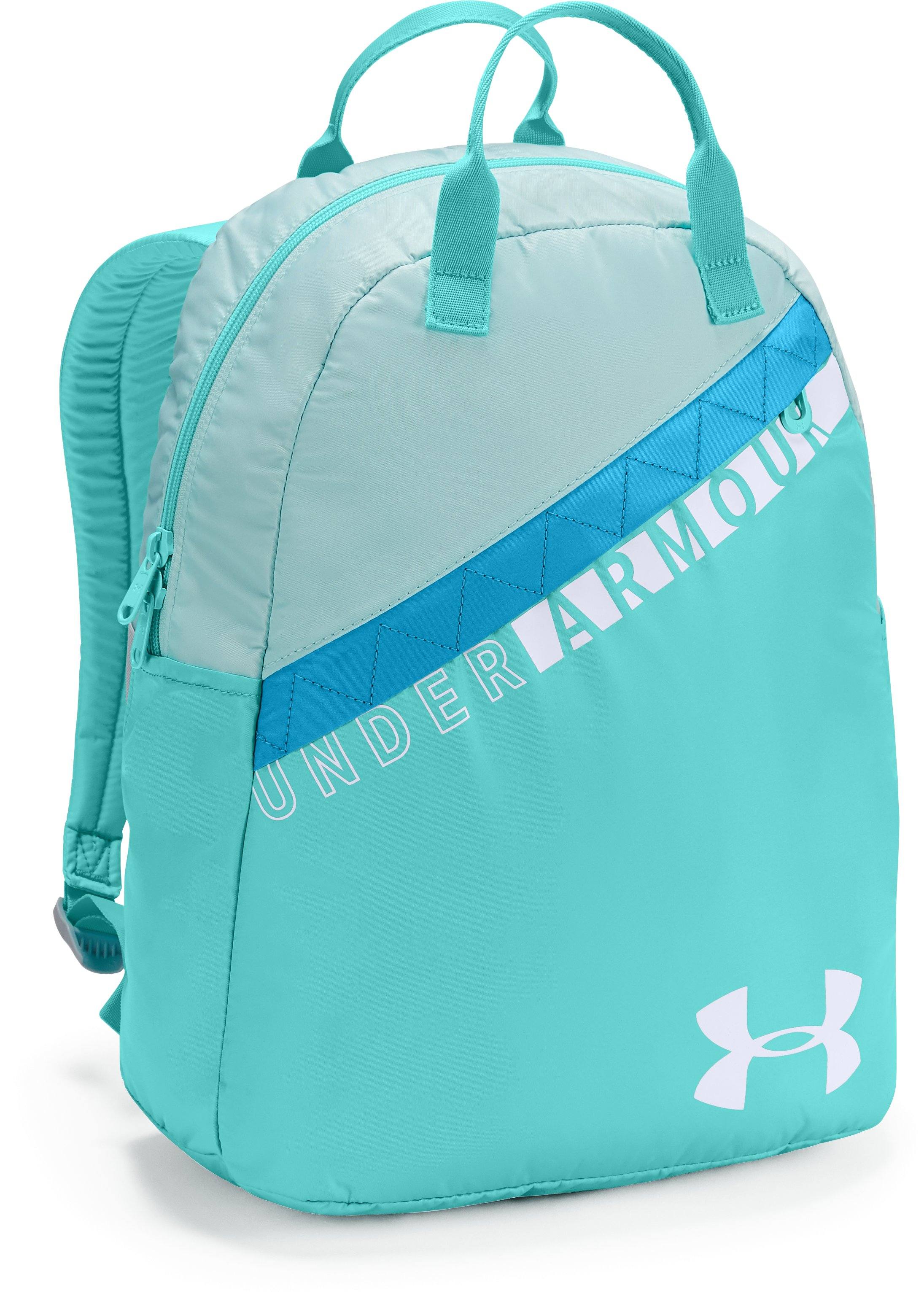 Girls UA Favorite Backpack 3.0, TROPICAL TIDE,