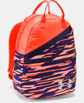 Girls UA Favorite Backpack 3.0 LIMITED TIME: FREE SHIPPING 1  Color Available $50