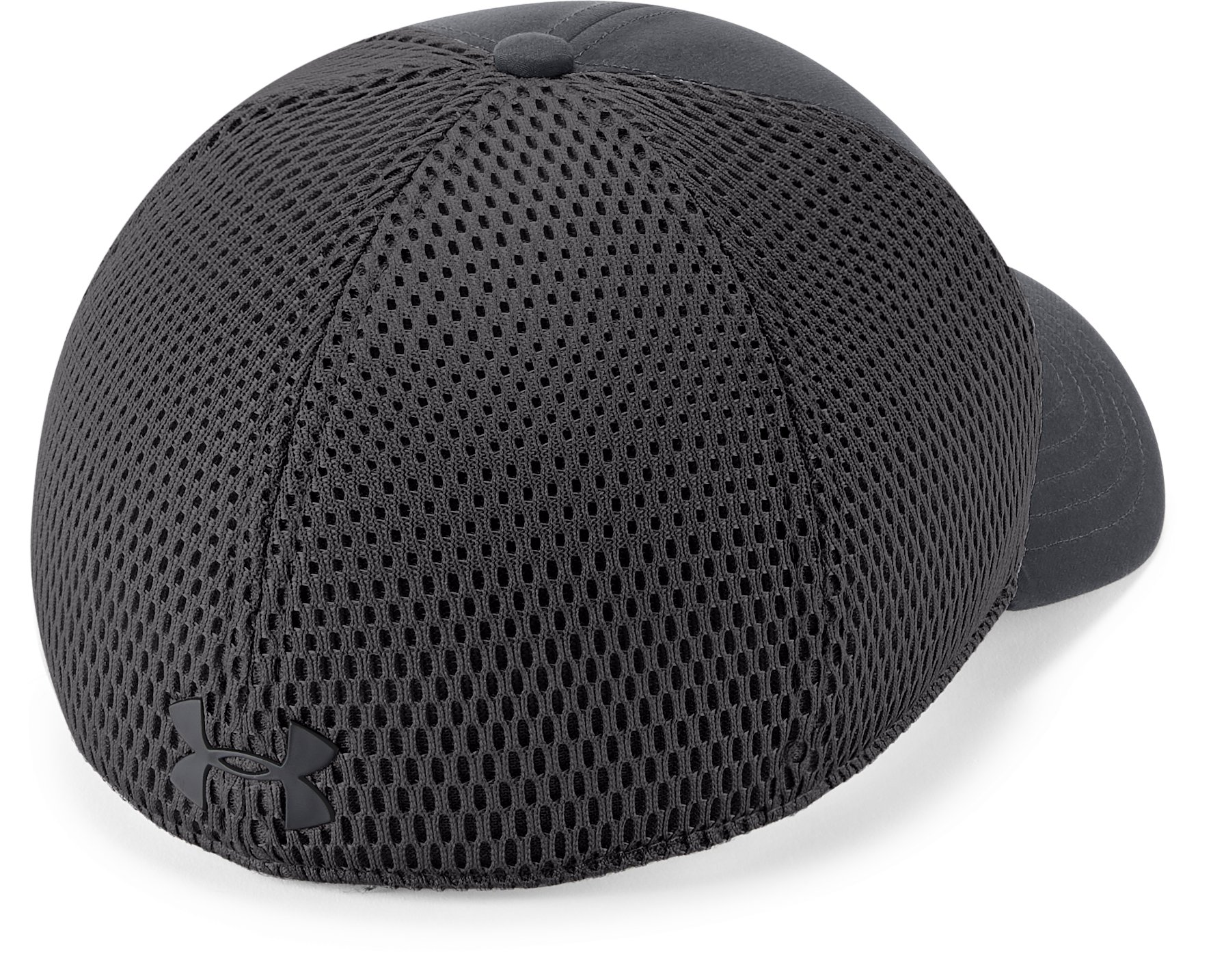 Men's UA Train Spacer Mesh Cap, Black ,