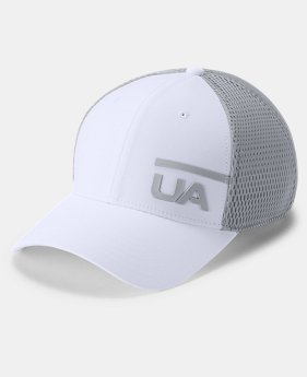 New Arrival  Men's UA Train Spacer Mesh Cap  1  Color Available $32