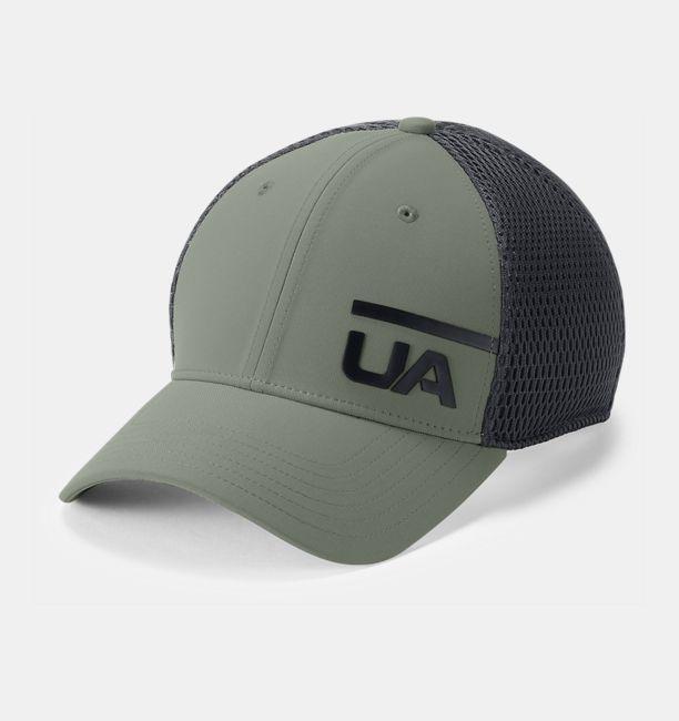 00e8c37bca0c1 Men s UA Train Spacer Mesh Cap