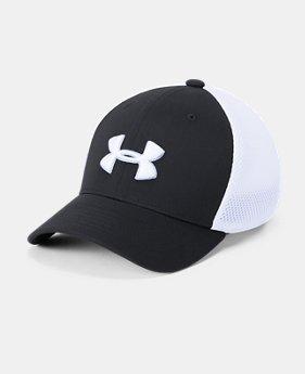 50650a404fb Boys  UA Microthread Golf Mesh Cap 2 Colors Available  19.99