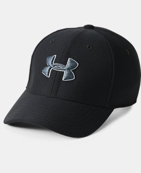 Boys' UA Blitzing 3.0 Cap  1  Color Available $20