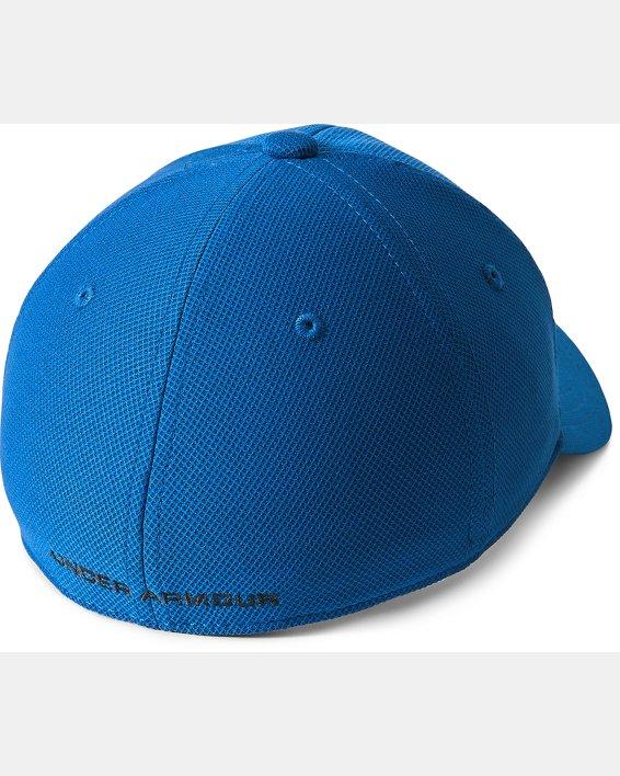 Boys' UA Blitzing 3.0 Cap, Blue, pdpMainDesktop image number 1
