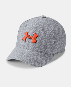 c518283c363 Boys  UA Printed Blitzing 3.0 Cap 1 Color Available  15.99