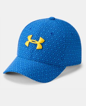Boys' UA Printed Blitzing 3.0 Cap  1  Color Available $20