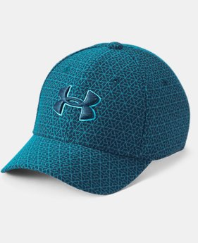 Boys' UA Printed Blitzing 3.0 Cap  4  Colors Available $20