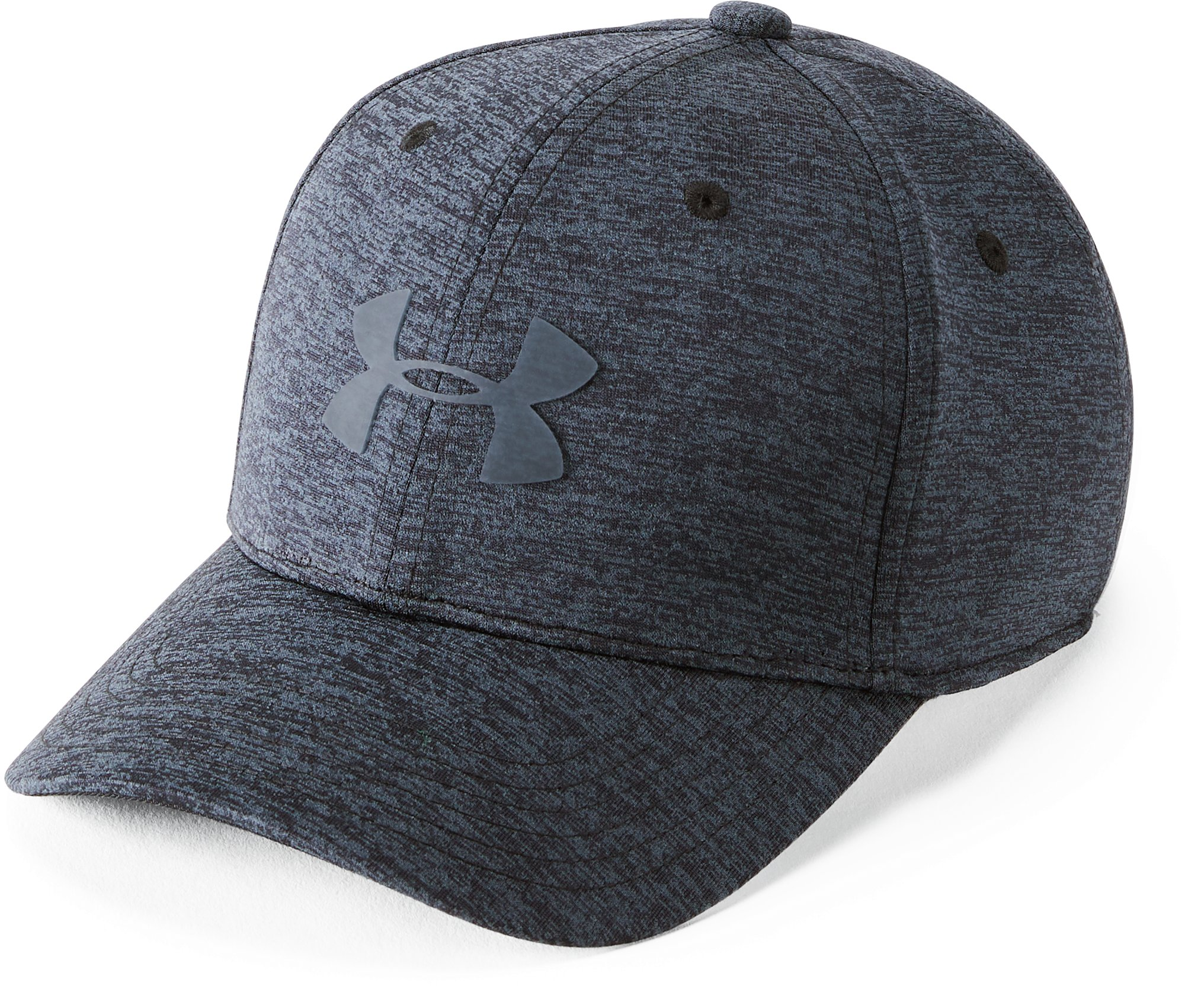 Boys' UA Twist Closer 2.0 Cap, Black ,