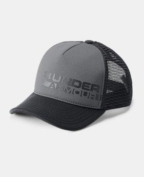 dd68d3f0c5967 ... low price boys ua novelty trucker cap 1 color available 25 f4edb 9173f
