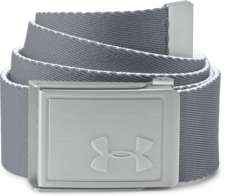 Boys' UA Solid Webbing Belt 2 Colors $20.00