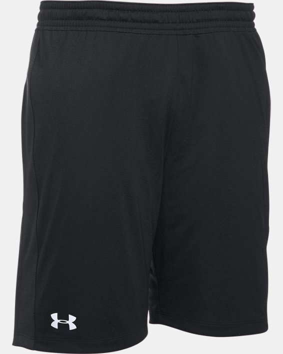 Men's UA MK-1 Team Shorts, Black, pdpMainDesktop image number 5