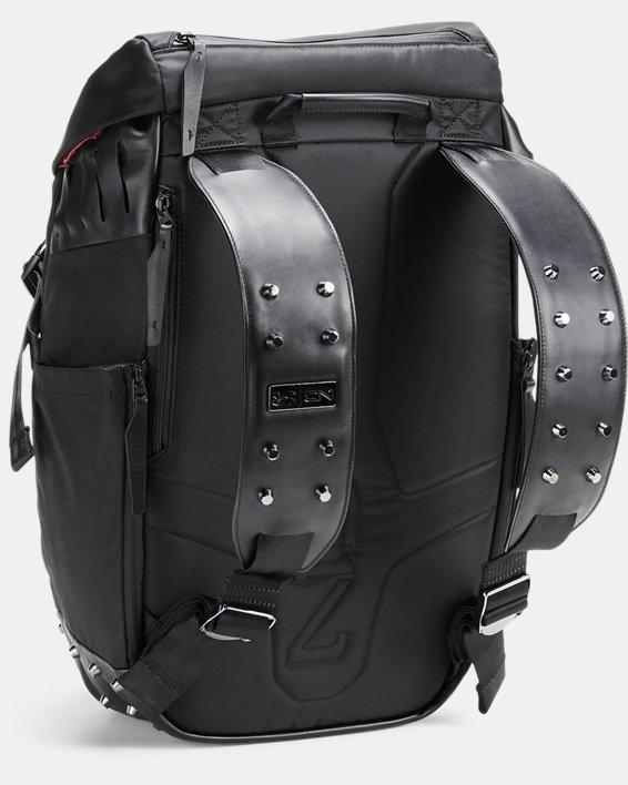 UA Pro Series Cam Backpack, Black, pdpMainDesktop image number 1