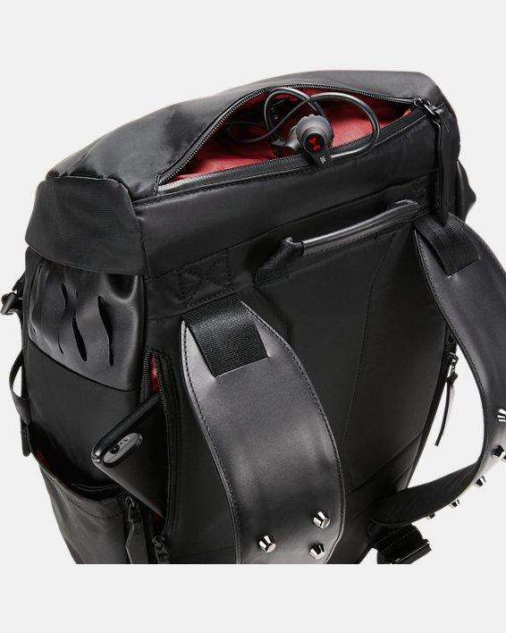 UA Pro Series Cam Backpack, Black, pdpMainDesktop image number 2