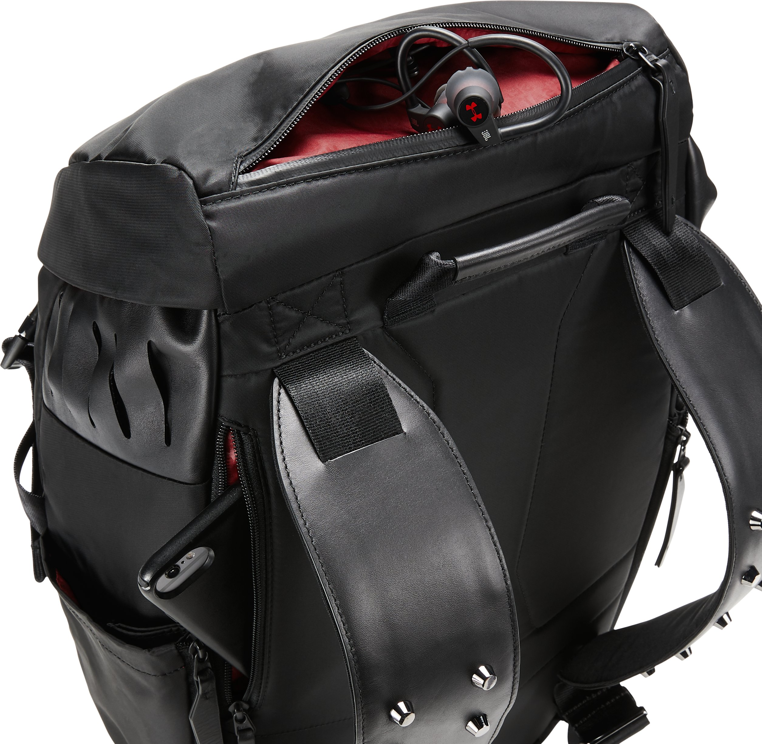 UA Arrival Series Cam Backpack, Black , undefined