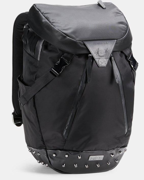 UA Pro Series Cam Backpack, Black, pdpMainDesktop image number 0