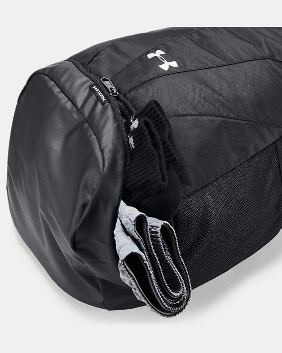 UA Team Hustle 3.0 Backpack, Black, pdpMainDesktop image number 2