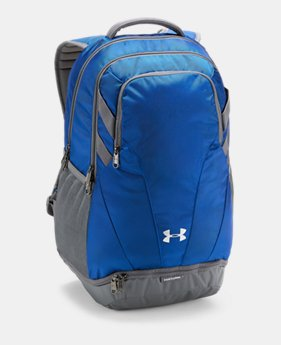 UA Team Hustle 3.0 Backpack 1 Color Available  54.99 8fb86dac99fd2
