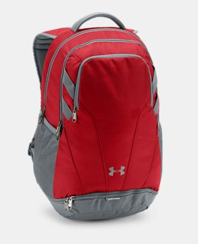 UA Team Hustle 3.0 Backpack 4 Colors Available  54.99 e0f8235c0431e
