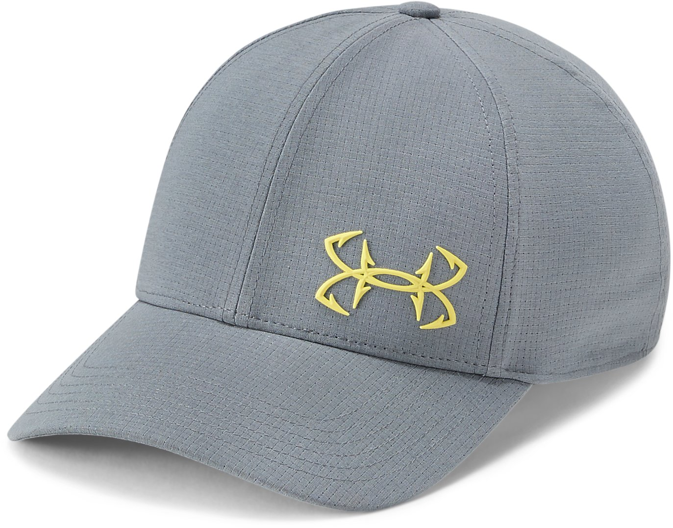 Men's UA Fish CoolSwitch ArmourVent™ Cap, Steel,