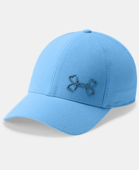Men's UA Fish CoolSwitch ArmourVent™ Cap  3 Colors $28