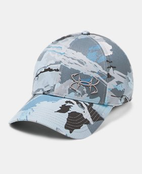 889e5a36b001c Men s UA Fish CoolSwitch ArmourVent™ Cap 3 Colors Available  35