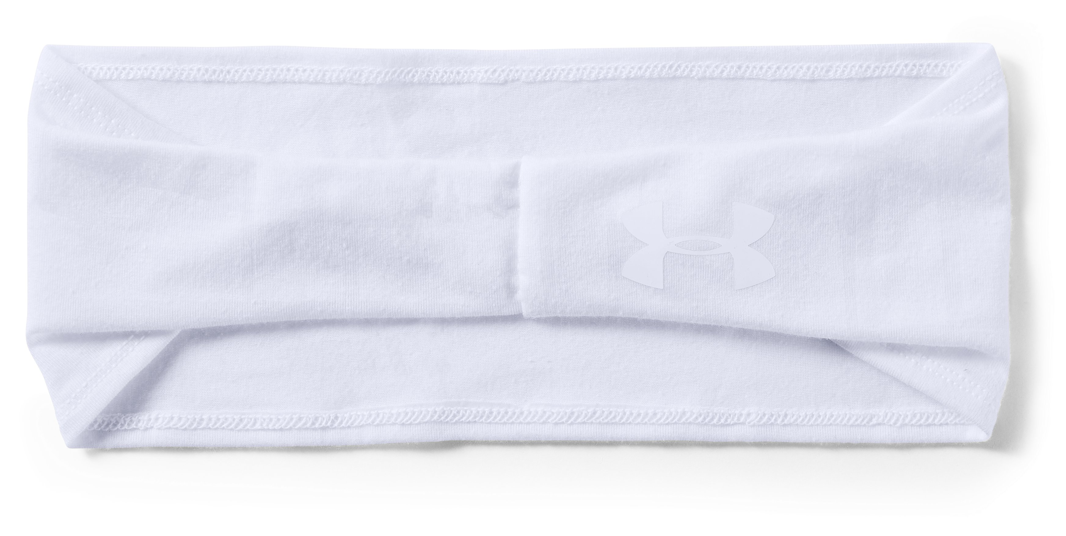 Women's UA Boho Headband, White,