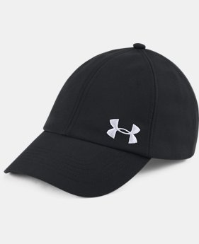 Women's UA Links 2.0 Cap  3  Colors Available $30