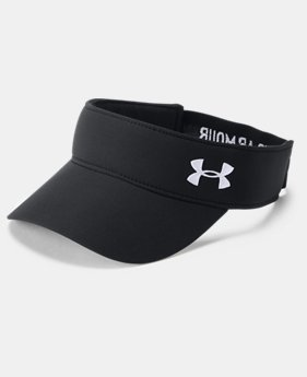 Women's UA Links 2.0 Visor  3  Colors Available $22