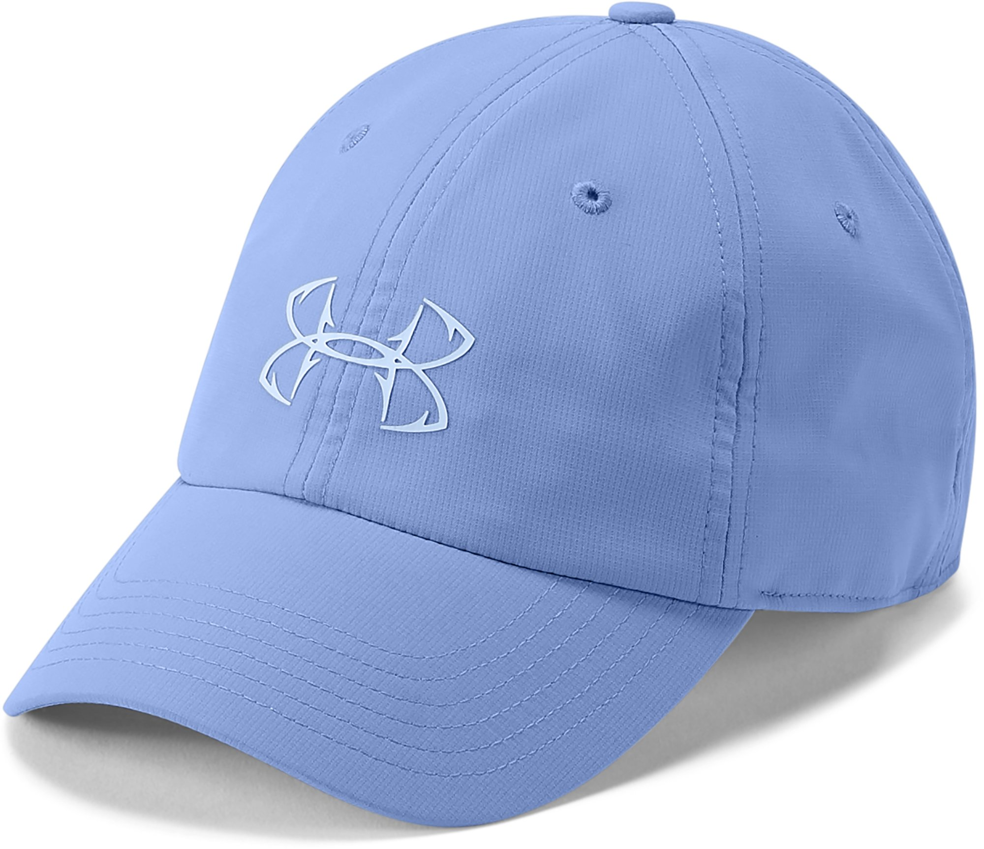 Women's UA Fish Hook Cap, TALC BLUE