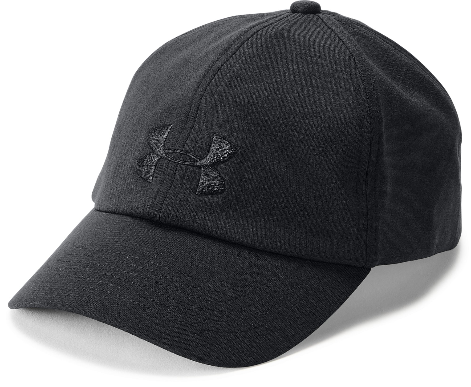 Women's UA Microthread Renegade Cap, Black ,