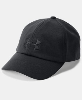 Women's UA Microthread Renegade Cap  1  Color Available $30
