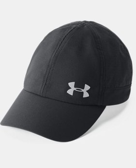 Women's UA Fly-By Cap  3  Colors Available $32