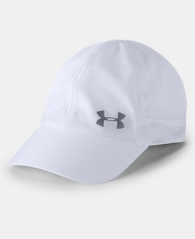 New Arrival Women's UA Fly-By Cap  5 Colors $25