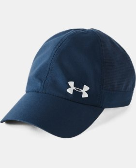 Women's UA Fly-By Cap  1 Color $25