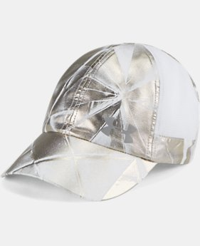 Women's UA Fly-By Cap  5  Colors $25