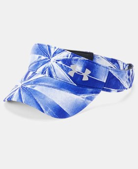 Women's UA Fly-By Visor  5  Colors $22