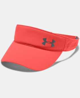 Women's UA Fly-By Visor  1  Color Available $22