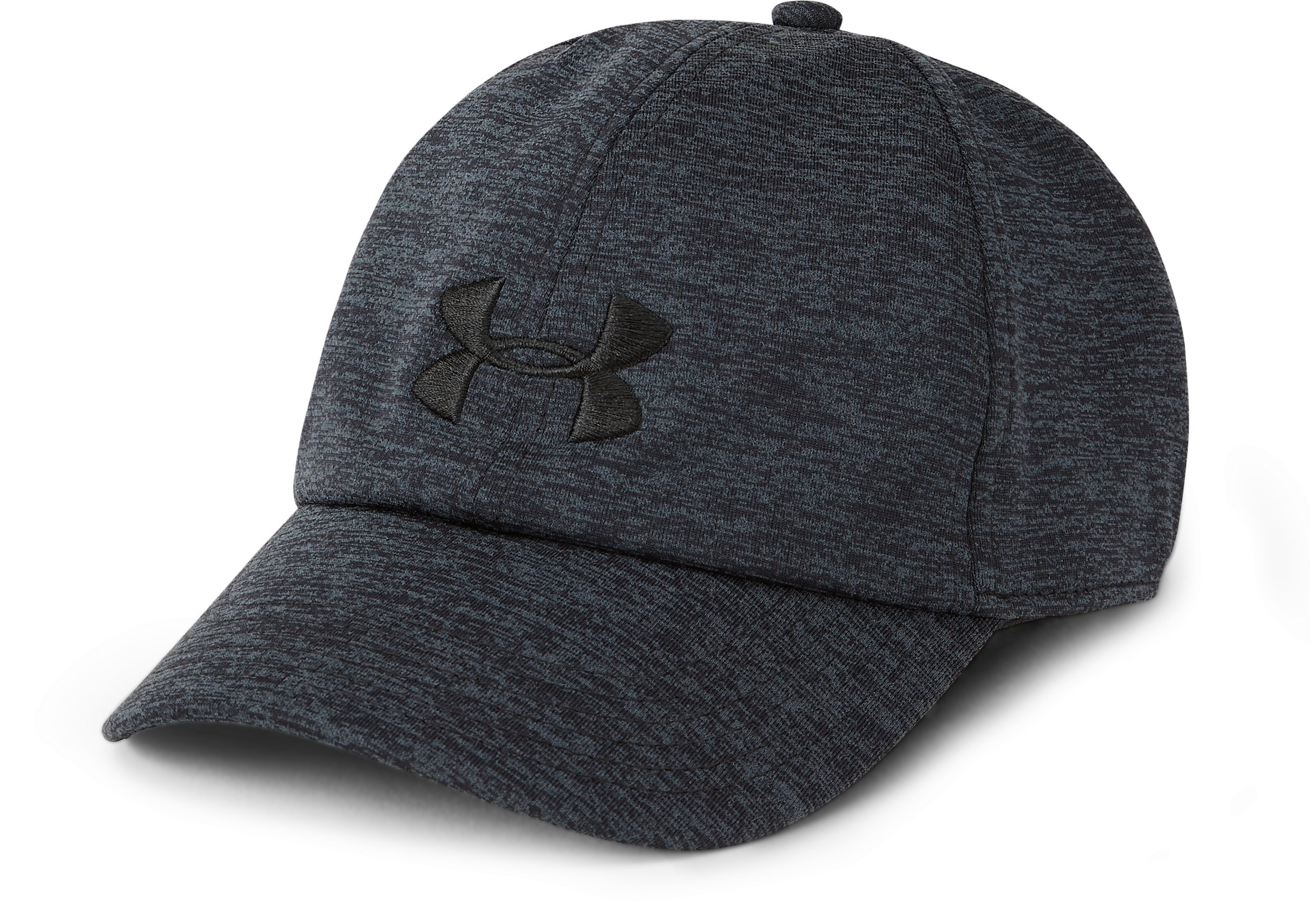 Women's UA Microthread Twist Renegade Cap, Black