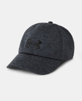 Women's UA Microthread Twist Renegade Cap  1  Color Available $25