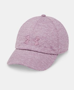 official photos a1e93 f0587 New to Outlet Women s UA Microthread Twist Renegade Cap 3 Colors Available   18.99