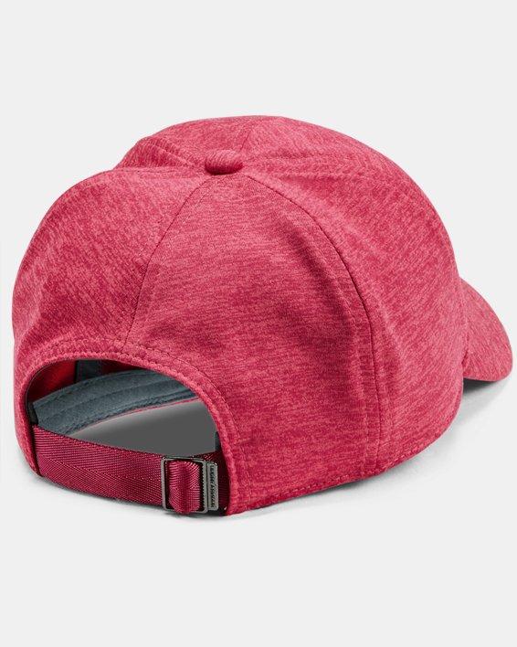 Women's UA Microthread Twist Renegade Cap, Pink, pdpMainDesktop image number 1